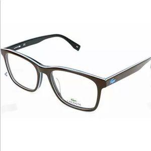 NEW LACOSTE L2786 210 Brown Eyeglasses 54mm